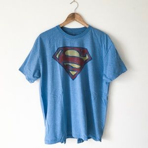 Vintage Official DC Superman Faded T-Shirt